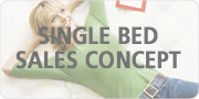 Single Bed Sales Concept Demonstration